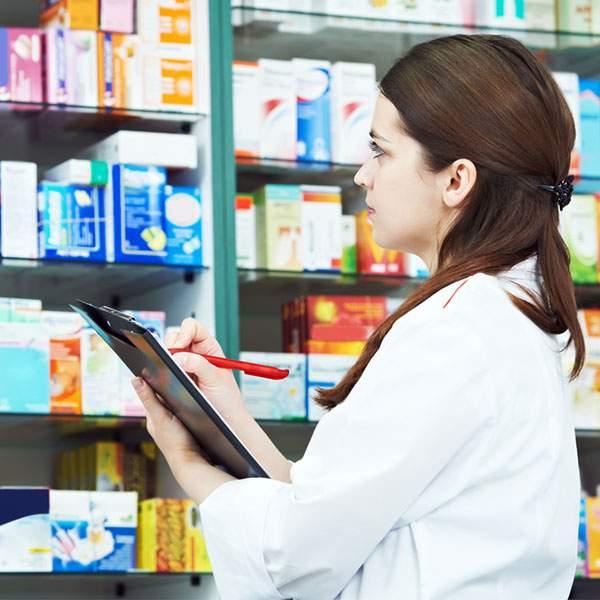 Gestão Farmacêutica