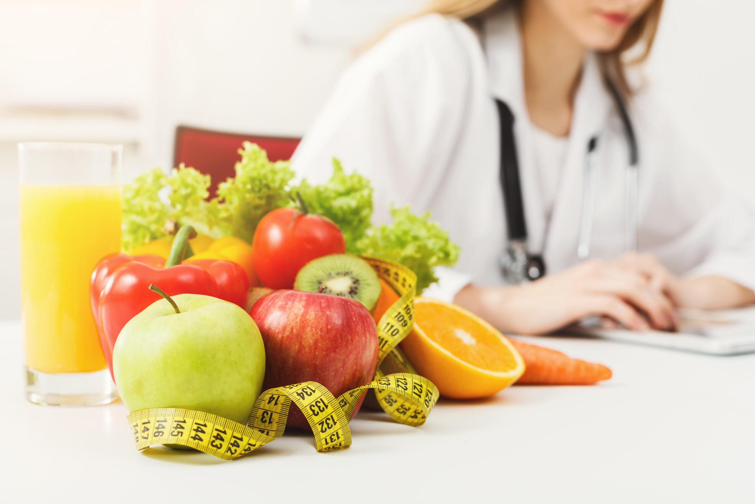 Saiba mais sobre o médico nutrólogo e qual sua função